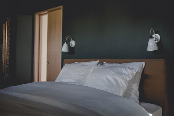 chambre deluxe hotel le barn